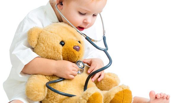 choroba dziecka a wizyta u lekarza