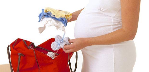 wyprawka do szpitala dla mamy i dziecka