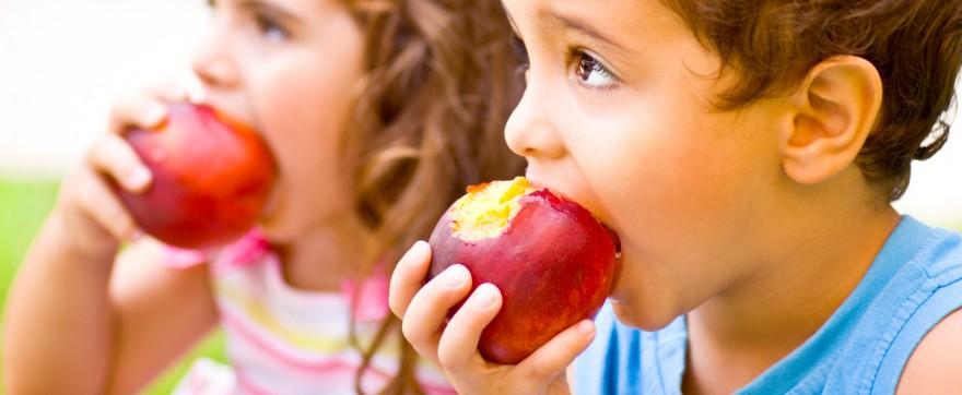 Odżywianie dzieci w wieku przedszkolnym
